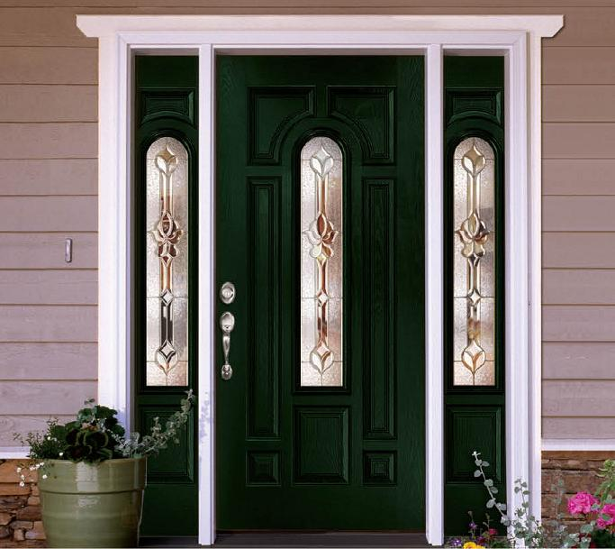 Door Blog Feather River Doors Fiberglass Entry Door Is The Way To Go