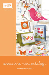 Occasions Mini Catalog