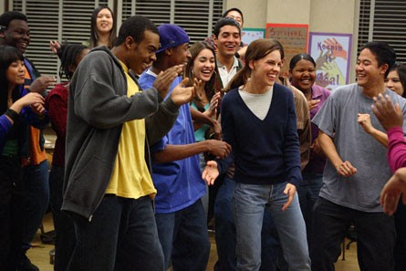 How can i find a website that can help me with the essay on freedom writers film?