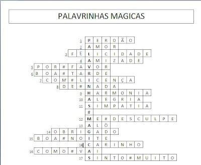 CORRE    O DA PALAVRA CRUZADA