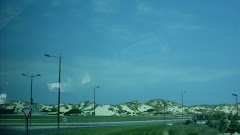 Dunas da praia Norte
