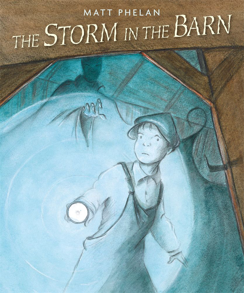 Books & other thoughts: The Storm in the Barn