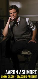 Kristin Kreuk casting smallville 5