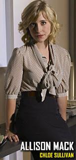 Kristin Kreuk casting smallville 7
