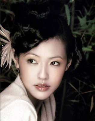 Celebrity Hairstyles - Top Asian Hairstyles 5