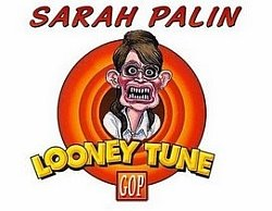 Sarah Palin Looney tunes