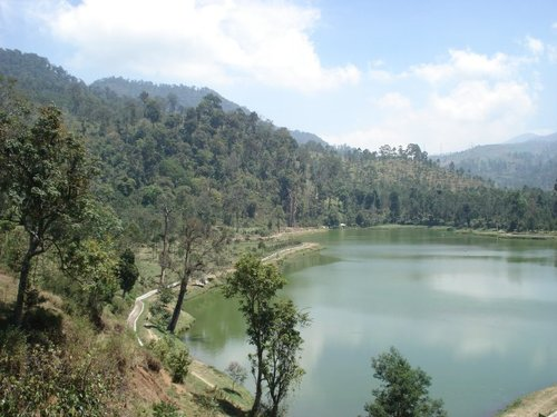 Cisanti Mini Lake
