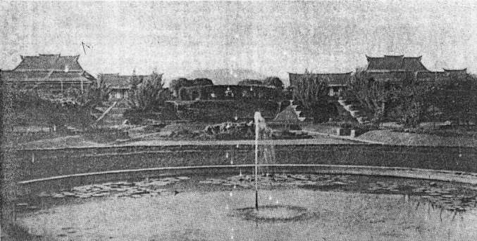 taman Ganeca 1930