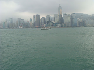 Vibrant Sea Line of Hong Kong:In Peace @ South China Sea