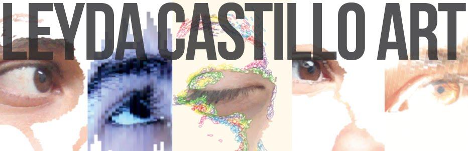 Leyda Castillo Art