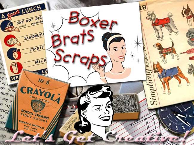 Boxer Brats Scraps