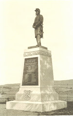 48th PA Monument in 1904