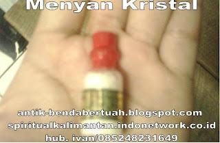 Menyan crystal Turki