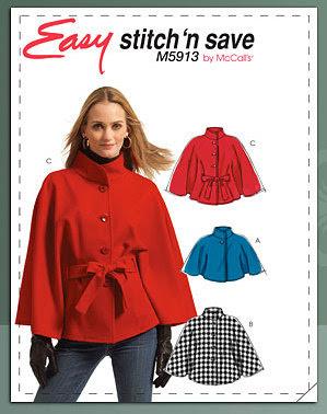 Veste Coat McCall 5913