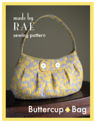 Buttercup bag pattern Rae