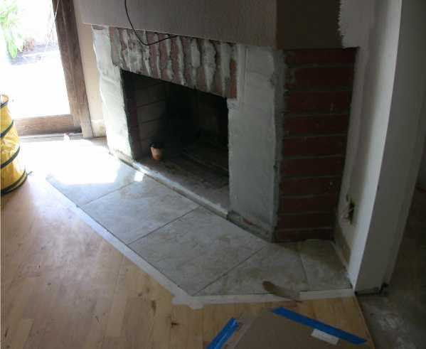 Anatomy of a Remodel: All Fired Up