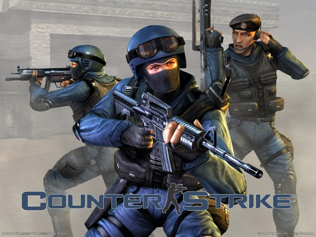 Counter Strike Vs Counter Strike Source