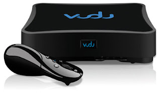 VUDU set top box