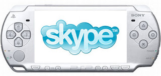 Skype Sony PSP combinations