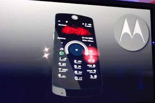 Motorola ROKR E8 pics