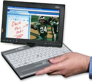Hands on Fujitsu Lifebook P1620