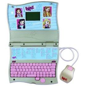 Bratz cyber syle laptop
