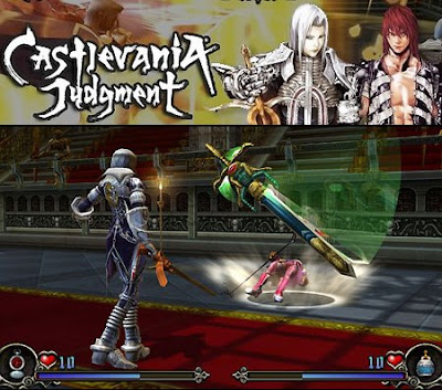 Castlevania judgement wii gameplay snapshot