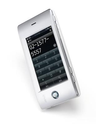 iRiver Cellphone pics