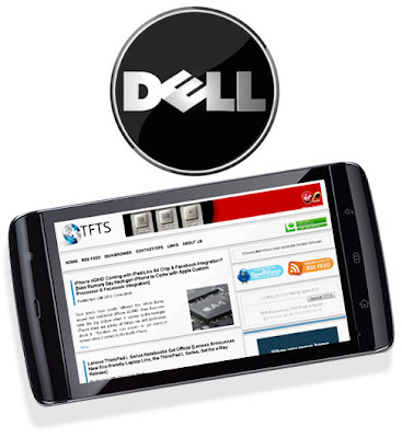 Dell Streak Tanblet