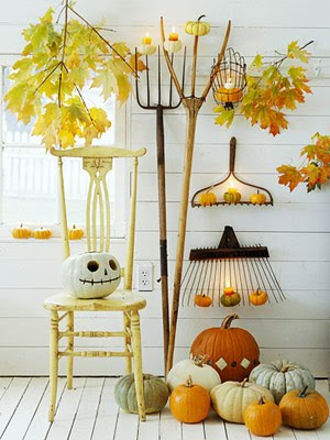 Nanalulu 39 s musings pretty fall pumpkin ideas from better homes gardens - Better homes and gardens decorating ideas ...