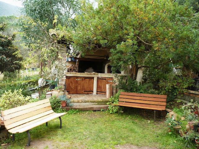 Immagini di un giardino mediterraneo furighedda gardening - Giardino mediterraneo ...