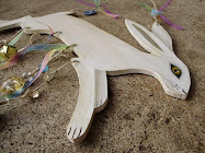 Sometimes I make wooden creatures...