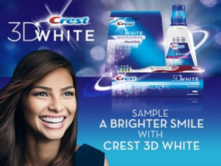 an analysis of the writing about an ad for crest toothpaste in china