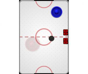 Touch Hockey pour iphone