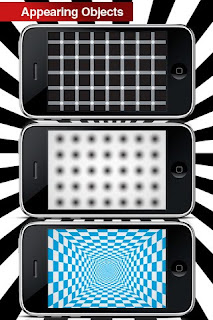 Grande collection d'illusions sur iPhone « Eye Illusions »