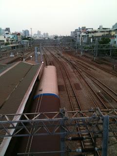 阿布洛格 十年之旅 高雄車站 跨站天橋 3