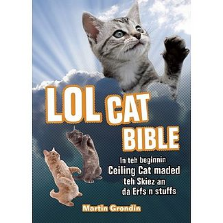 funny hilarious lolcat funny cat picture - funny cat pictures-325px-Lcb-book