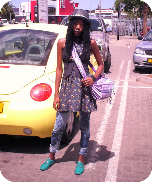african street style, namibia