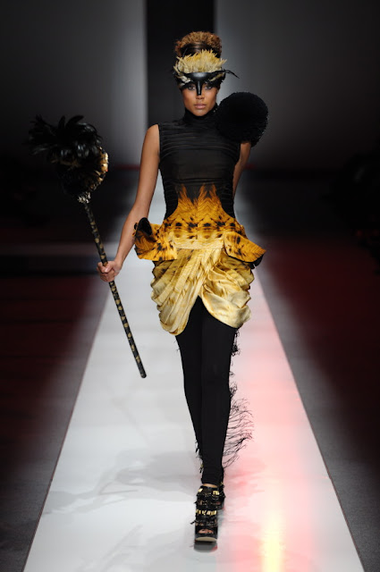 Bumni Moko, AFRICA FASHION WEEK 2010, African fashion designers,