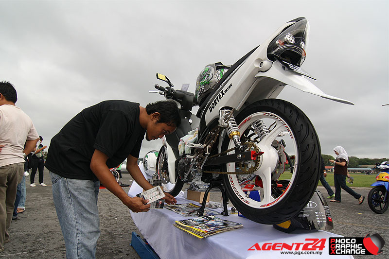 Modifikasi Jupiter Mx Indonesia
