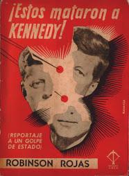 Libro Estos Mataron a Kennedy