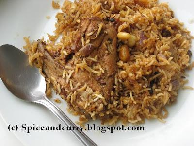 Enjoy your delicious chicken Yakhni pulao.