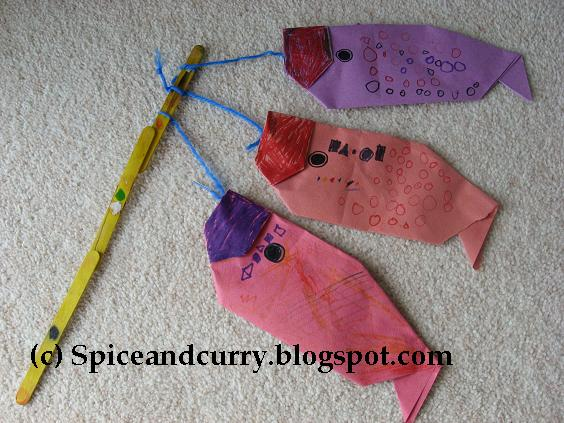 Spice and curry around the world craft ideas for Around the world crafts