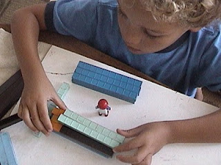 fun math activities, base 10 blocks, base ten manipulatives