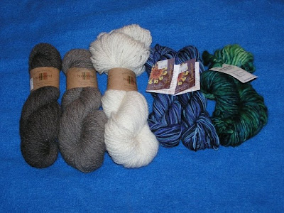 picture of yarns