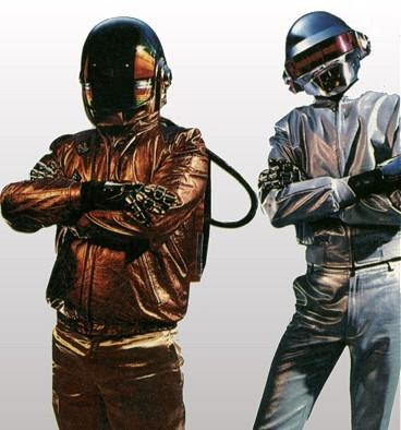 Random wallpapers Daft-punk