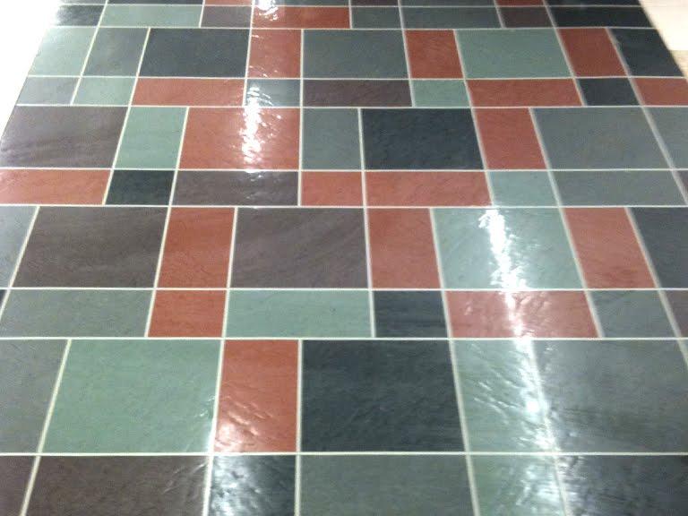 Vermont Slate Flooring Designs