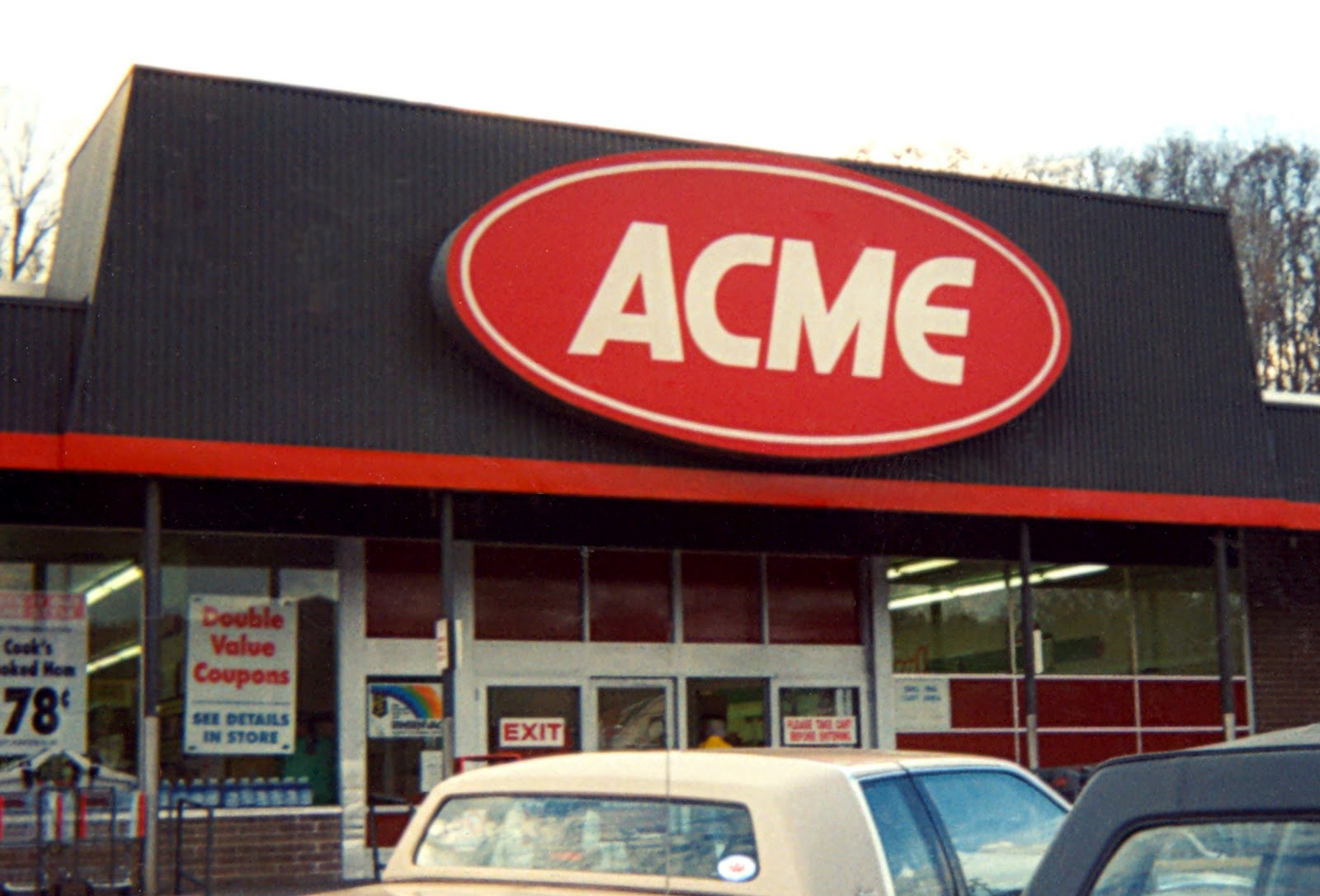 Acme style former acme clarks summit pa for Acme fish market
