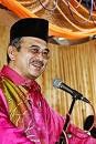 Idiot CM of Melaka Who Said That UMNO Can Form The Federal Government Without Sabah &amp; Sarawak