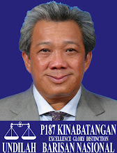 "MP Kebinatangan Bung ""Hole"" Mokhtar"